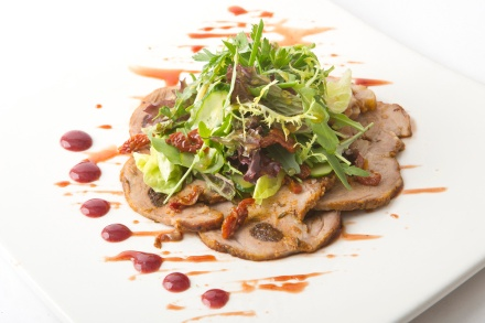 salat s bugeninoi